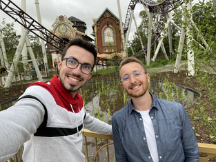 Plopsaland de Panne 2021 : On découvre The ride to Happiness by Tomorrowland