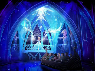 Walt Disney Studios 2023 : Frozen Land