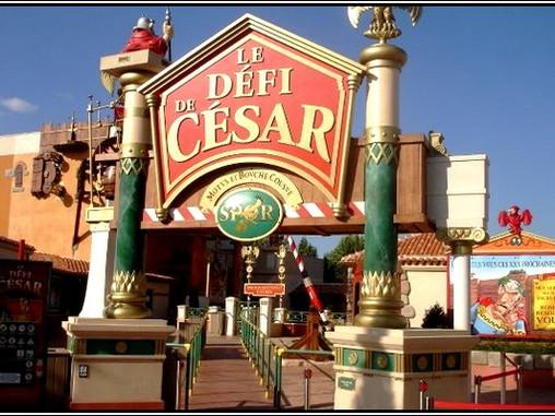 Parc Asterix : Le défi de César a définitivement disparu?