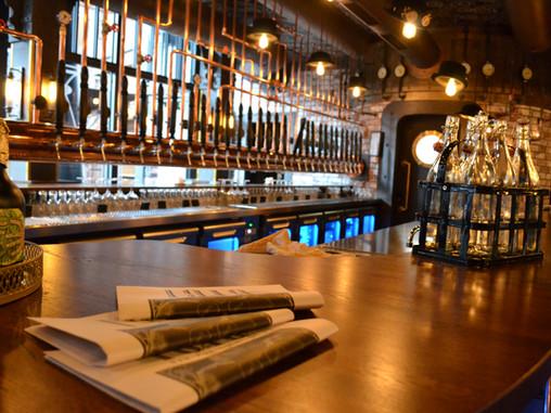 Phantasialand 2020 : Le bar 1919 de Rookburgh