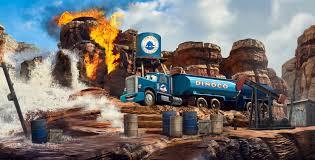 Walt Disney Studios 2021 : Cars Road Trip