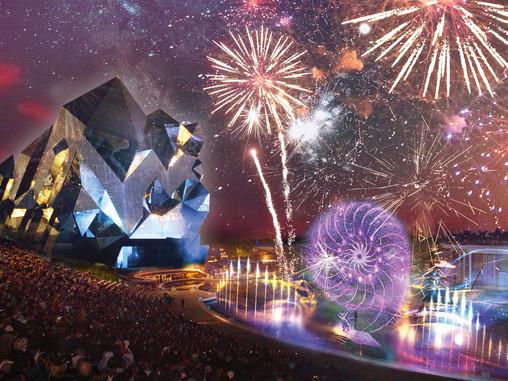 Futuroscope 2021 : La Clé des Songes