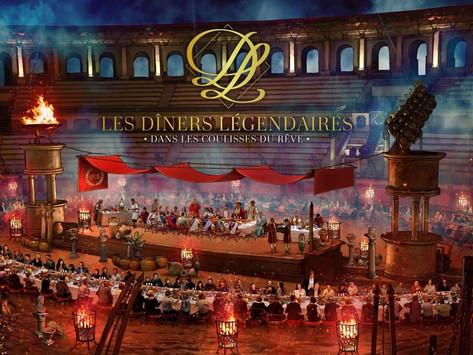 Puy du Fou 2020 : Les diners légendaires