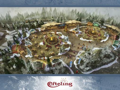 Efteling 2020 : Une nouvelle Plaine d'hiver
