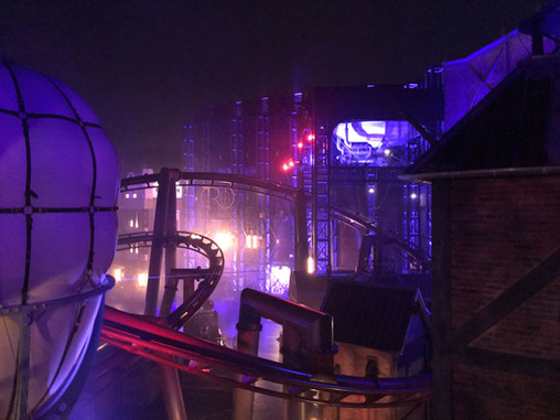 Phantasialand 2020 : Rookburgh, une ville enfumée & un rêve éveillé