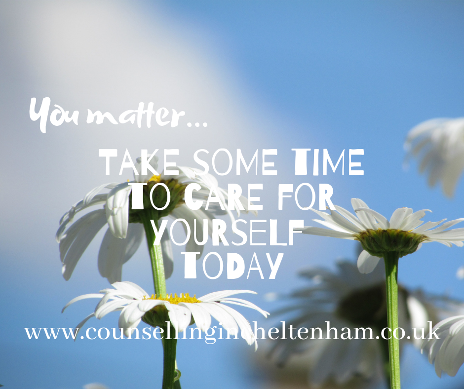 Hilary McMeeking | Counselling in Cheltenham | Counsellor and therapist | Self care