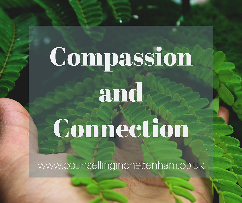 Counselling in Cheltenham | Hilary McMeeking | Compassion and Connection