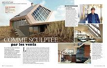 Maison Slice de l'architecte norvégien Todd Saunders