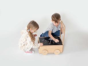 Carelli Oyuncak kutusu