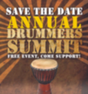 Akwesi Asante Drummer's Summit