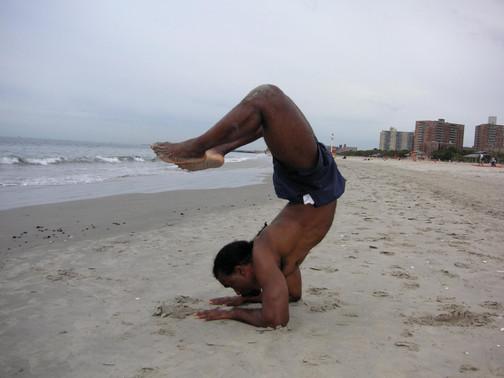 Akwesi Asante   Yoga