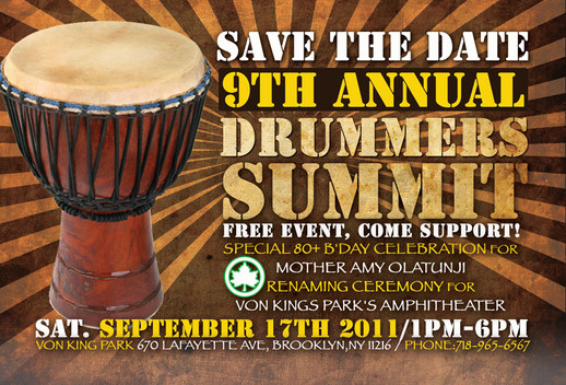 9th Annual Drummers Summit