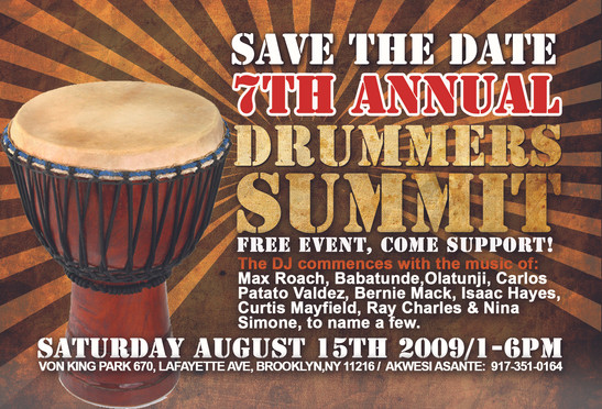 7th Annual Drummers Summit