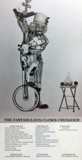 The Fantabulous Clown Crusader