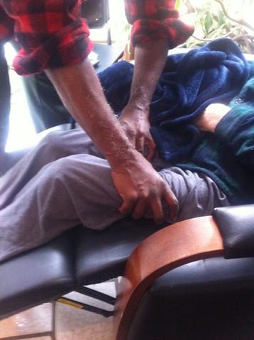 Akwesi Healing Hands
