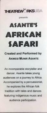 Asante African Safari
