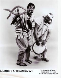 African Safari Duet
