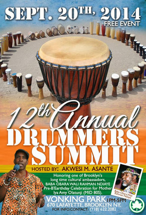 12th Annual Drummers Summit