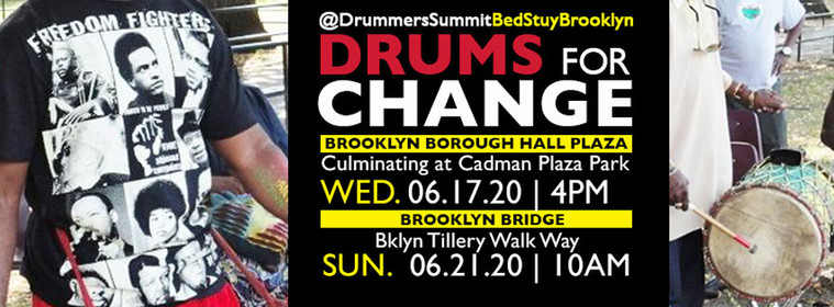 Drums for Change 2020