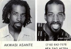 Akwesi Asante SAG Actor