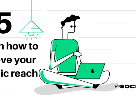 5 tips on how to improve your organic reach