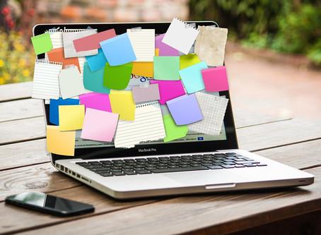 How do you plan your social media?