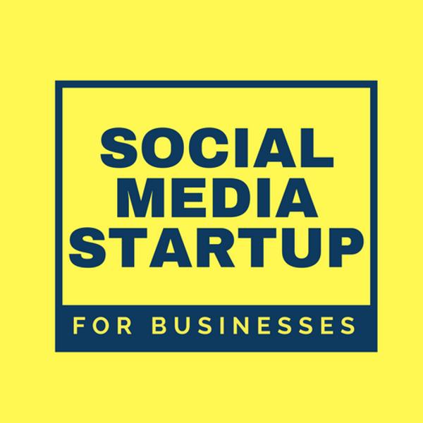 Bracknell Social Media Startup for Business - April 2020