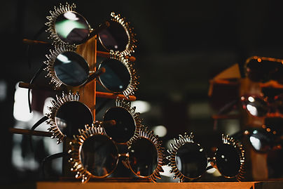 close-up-various-sunglasses-display-opti