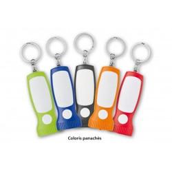 Porte-clés lampe à partir de 1,00 € HT (prix unitaire par 1000)