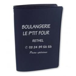"""Porte-cartes """"NEW"""" à partir de 0,69 € HT (prix unitaire par 2000) coloris panachés"""
