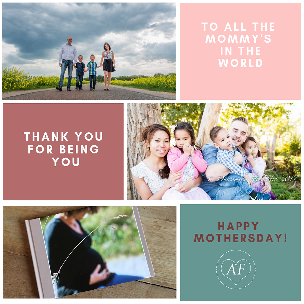 Happy Mothersday to all the mommy's in the world