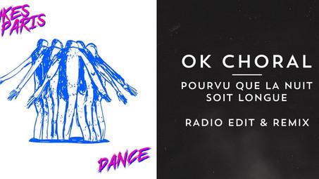 Les sorties de ce vendredi : Ok Choral et Duke of Paris
