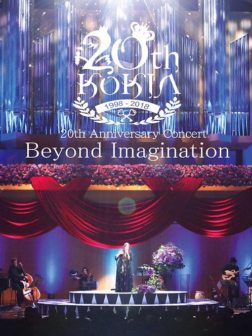BLU-RAY「Beyond Imagination」