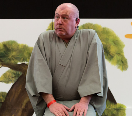 Le RAKUGO avec Cyril Coppini !