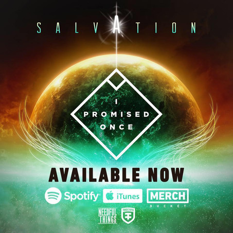 SALVATION 'S OUT TODAY !