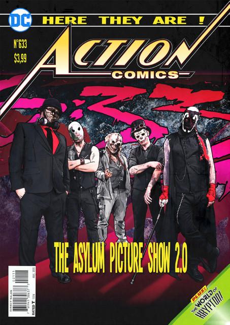 Comics Generation !