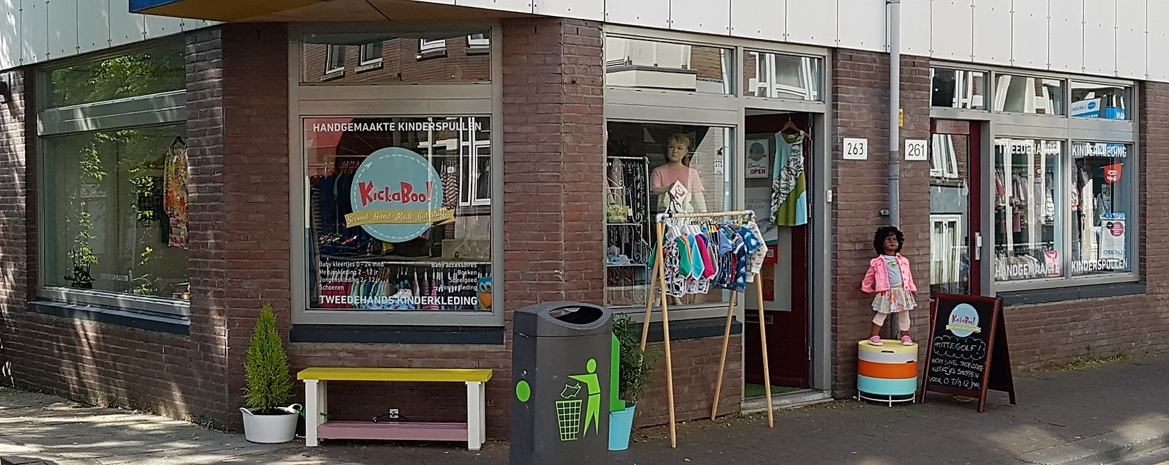 Kinderkleding Rotterdam.Tweedehands Kinderkleding Rotterdam Kickaboo