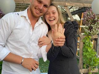 על חתונת כסף, הצעת נישואין ורגעים של יחד – חלק ב'