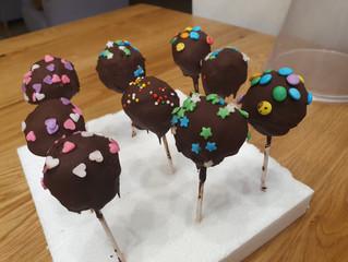 עוגות על מקל Cake Pops