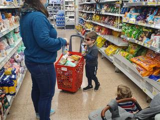 ילדים וקניות - הדרך השלישית