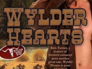 Wylder Hearts (The Wylder West, Book 2) by Kim Turner