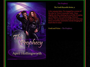 10 Days until The Prophecy arrives: