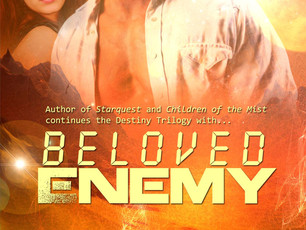 Beloved Enemy by Hywela Lyn available for pre-order Now