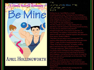 Welcome to my sweet romance: Be Mine (A Candy Hearts Romance)