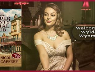 The Wylder Social Club by Nicole McCaffrey, Book 1 in the Brand New Wylder West Series!