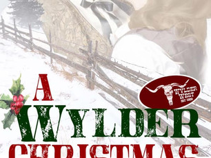 A Wylder Christmas (The Wylder West Book 4) by Sarita Leone