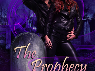 The Prophecy (The Candi Reynolds Series, 2)