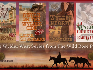 Welcome to Wylder, the first four books are coming soon!