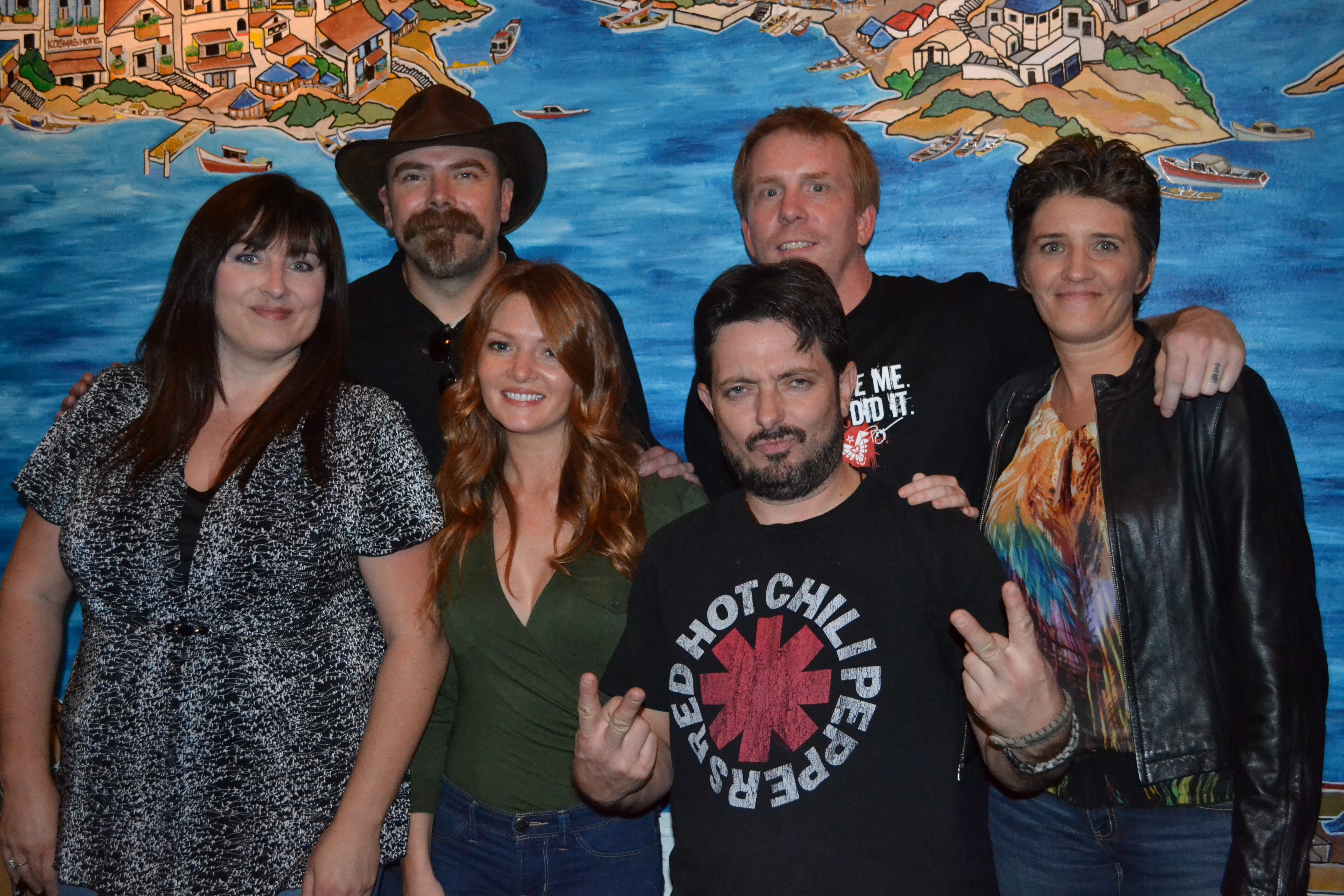 Ghost Mine Meet and Greet 2014