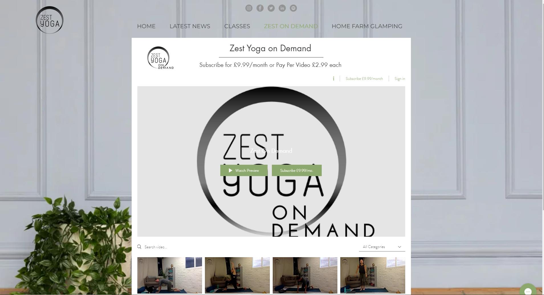 Web3  Zest